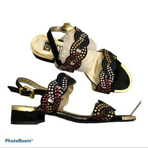 Mam'zelle Jewelled Sandals
